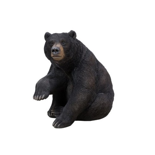 Seated Bear Statue
