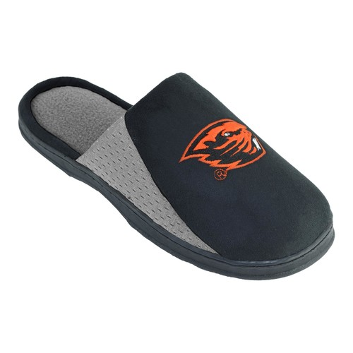 NCAA Mens Logo Scuff Slippers - Oregon State Beavers