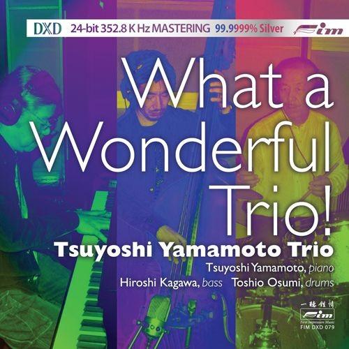 What a Wonderful Trio! [CD]