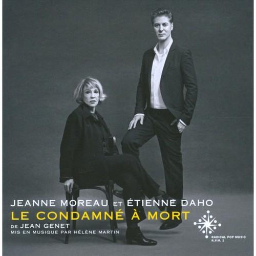 Le Condamn  Mort de Jean Genet [CD]