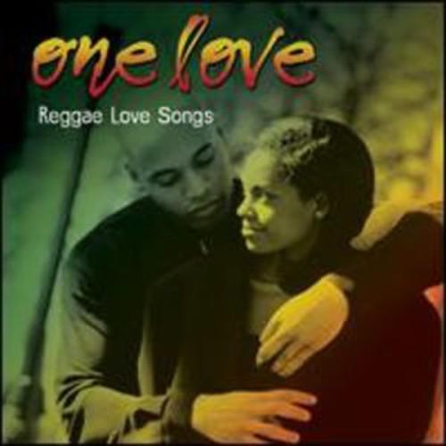 One Love Reggae Love By Various Artists (Audio CD)