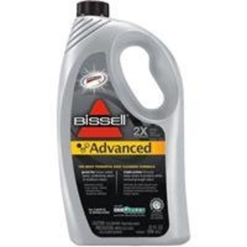 Advanced 2X Deep-Cleaning Formula For Bissell Biggreen Commercial Carpet Cleaning Machine - Case Of 6