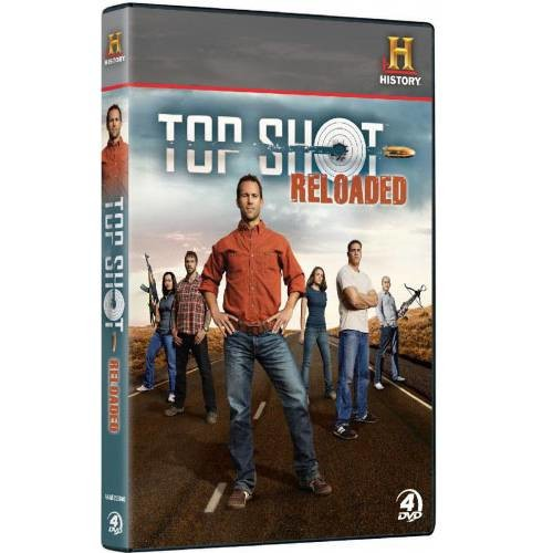 Top Shot Reloaded: Season 2 [DVD]: Colby Donaldson, Pilgrim Films & Television: Movies & TV