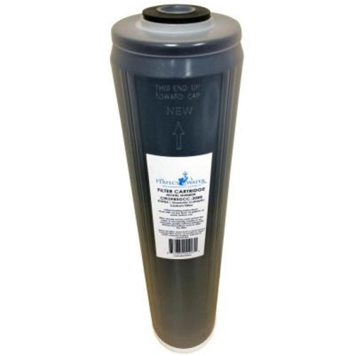 Home Master 20 in. x 4.5 in. KDF85/Granular Catalytic Carbon Filter