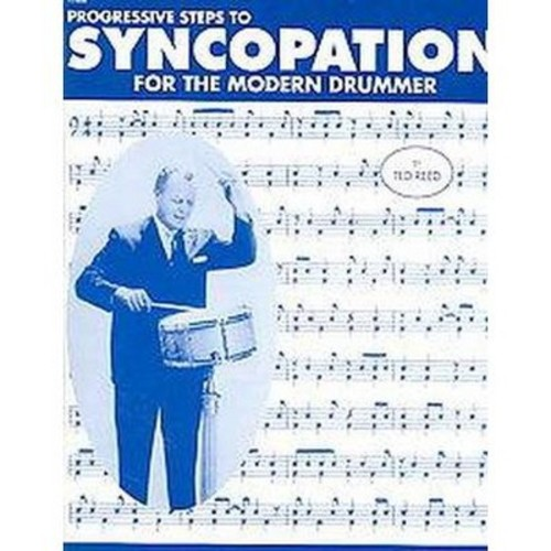 Progressive Steps to Syncopation for the Modern Drummer (Paperback)
