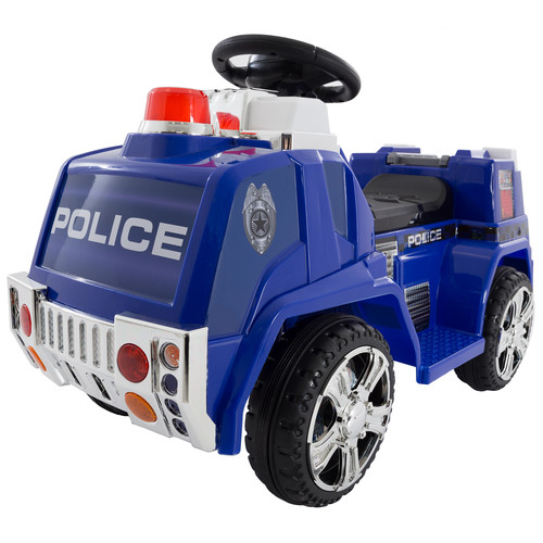 Lil' Rider Police Truck Ride-On