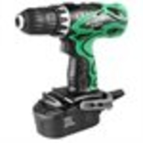 Hitachi DS18DVF3 18-Volt Ni-Cad 1/2-Inch Cordless Drill/Driver Kit (Discontinued by Manufacturer)