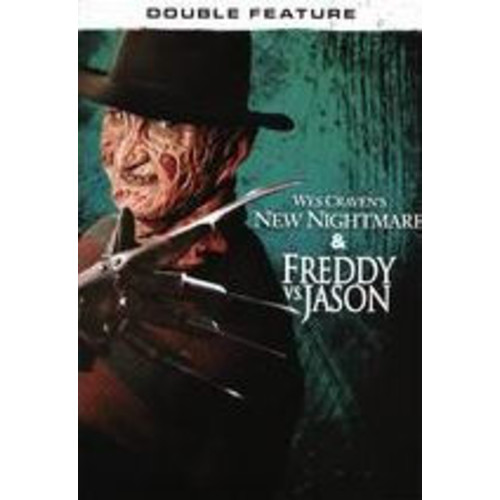 Wes Craven's New Nightmare/Freddy Vs. Jason