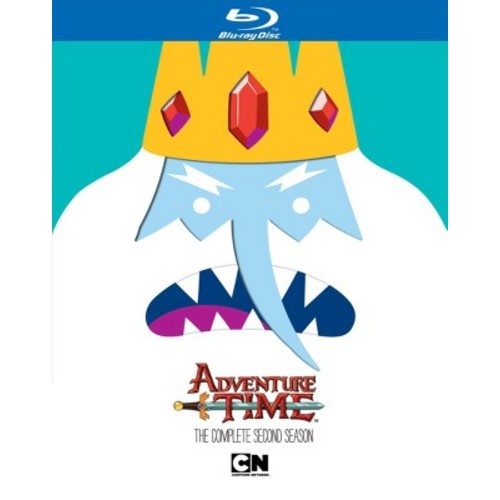 Cartoon Network Adventure Time: The Complete Second Season Blu-Ray
