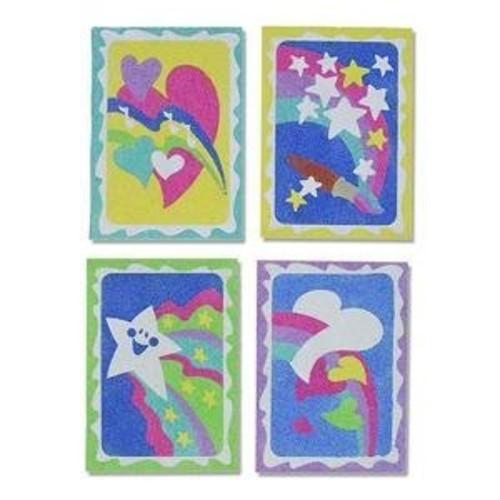 Sand Art Boards 5x7