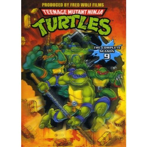 Teenage Mutant Ninja Turtles: The Complete Season 9 [DVD]