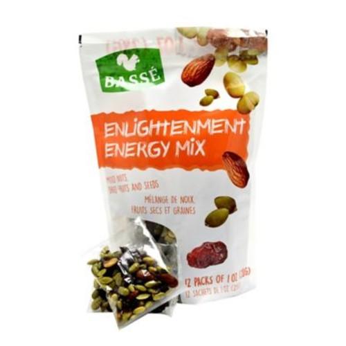 Basse Enlightenment Energy Mix Single Snack Packs, (BAG29120)