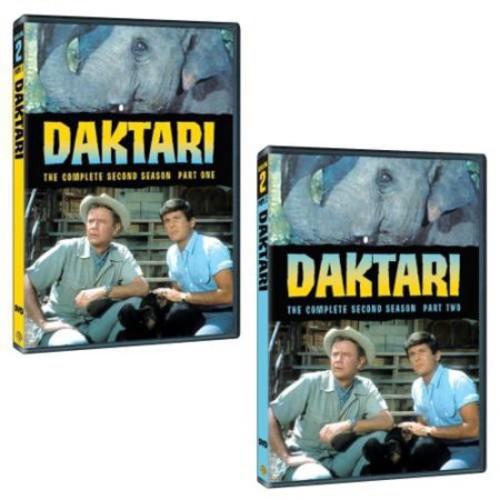 Daktari: The Complete Second Season [2 Discs] [DVD]