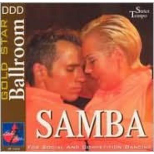 Gold Star Ballroom: Samba