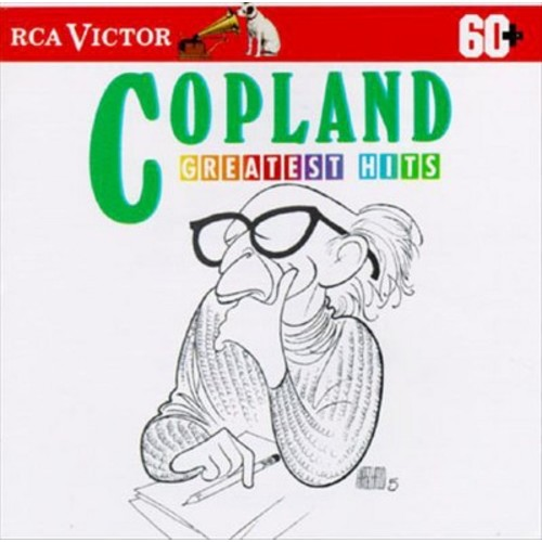 Various - Copland:Greatest hits (CD)