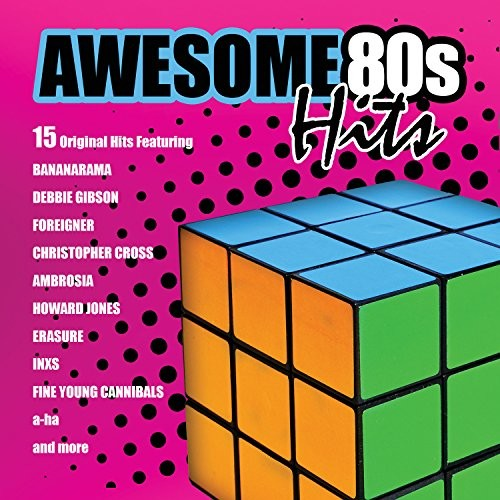 Various - Awesome 80's Hits: 15 Original Hits Of The 80's