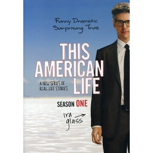 This American Life: Season One [DVD]