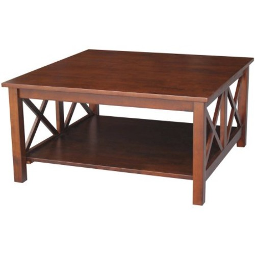 International Concepts Hampton Square Coffee Table