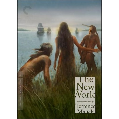 The New World [Criterion Collection] [4 Discs] [DVD] [2005]