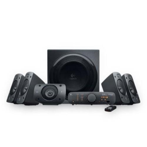 Logitech Z906 - 5.1 Surround Sound Speaker System - 980-000467