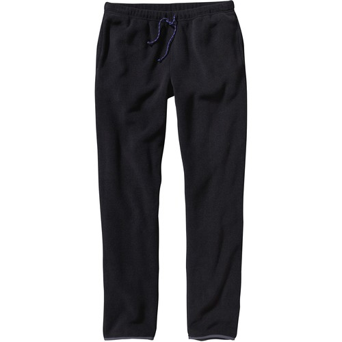 Patagonia Men's Synch Snap-T Pants [Black/Forge Grey-BFO,Medium]