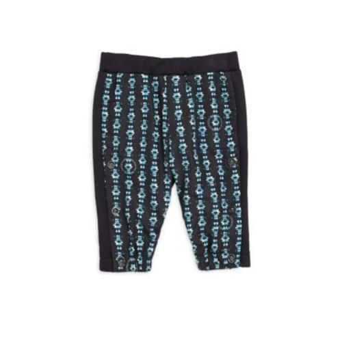 Baby's & Little Boy's Graphic-Print Jogging Pants