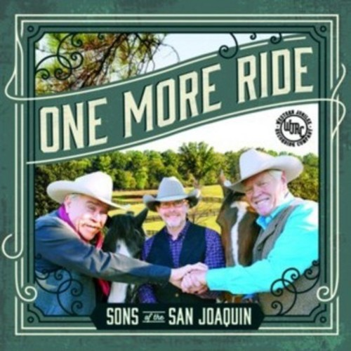 Sons Of The San Joaq - One More Ride (CD)