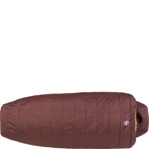 Big Agnes Elk Park Sleeping Bag: -20 Degree Synthetic
