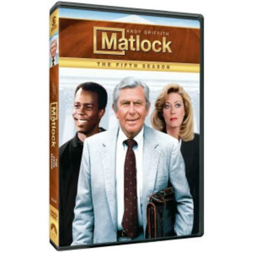 Matlock: The Fifth Season [6 Discs]
