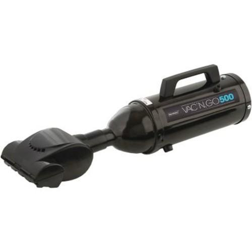 Metrovac Hi-performance Handheld Vacuum w/ Turbo Driven Rotating Brush