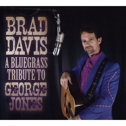 A Bluegrass Tribute To George Jones [CD]