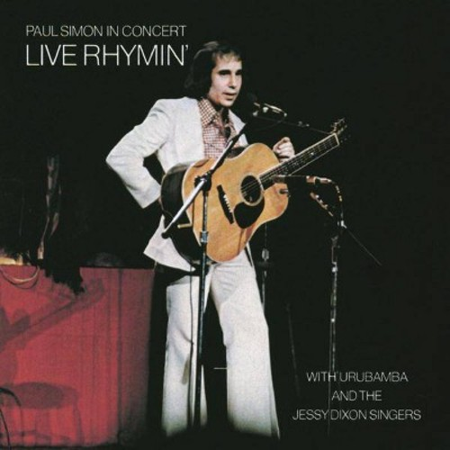 Paul Simon in Concert: Live Rhymin' [CD]