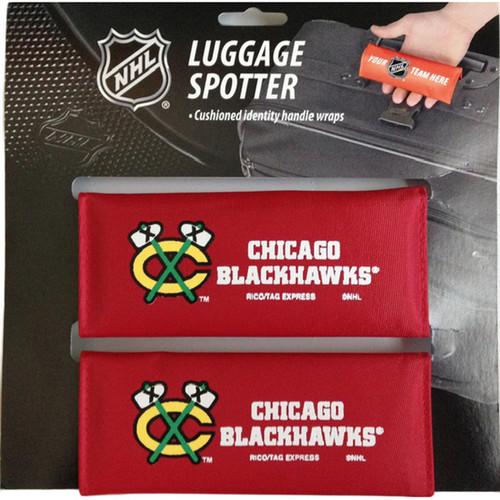 NHL Chicago Blackhawks Original Patented Luggage Spotter (Set of 2)
