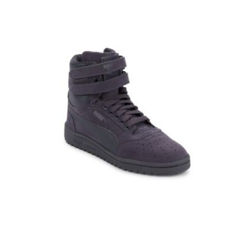 PUMA - Boy's Sky II Hi Perforated High-Top Sneakers