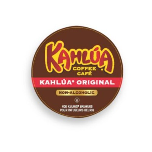 Keurig K-Cup Pack 18-Count Timothy's Kahlua Non-Alcoholic Coffee