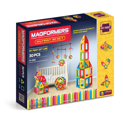 Magformers My First 30Pc