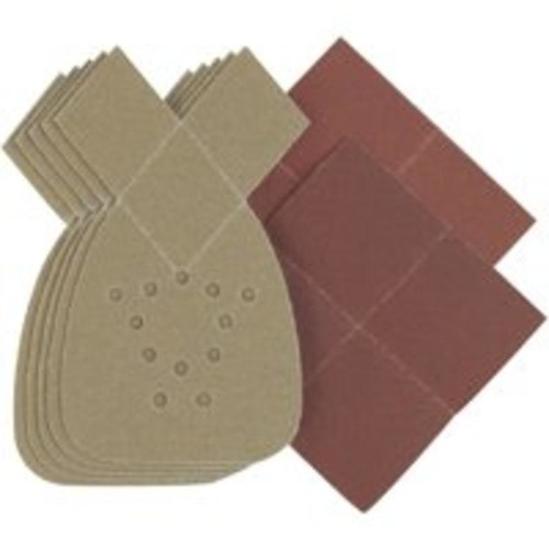 BLACK+DECKER BDAM180 Mouse 180 Grit Sandpaper, 5-Pack