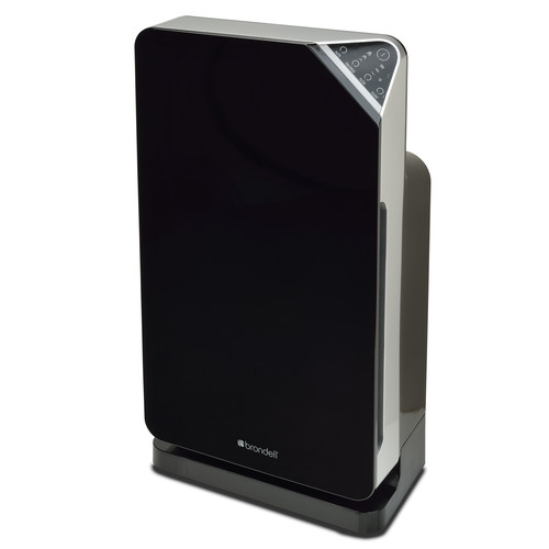 Brondell P400-B O2+ Balance Air Purifier in Black