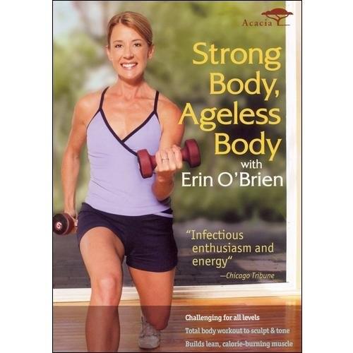 Erin O'Brien: Strong Body, Ageless Body [DVD] [2007]