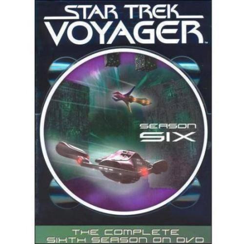 Star Trek Voyager Complete 6th Season