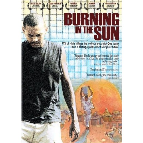 Burning in the Sun [DVD] [2008]