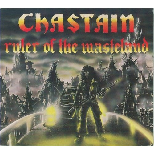 Ruler of the Wasteland [CD]