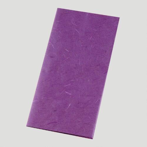 Purple Mulberry Tissue, Set of 2