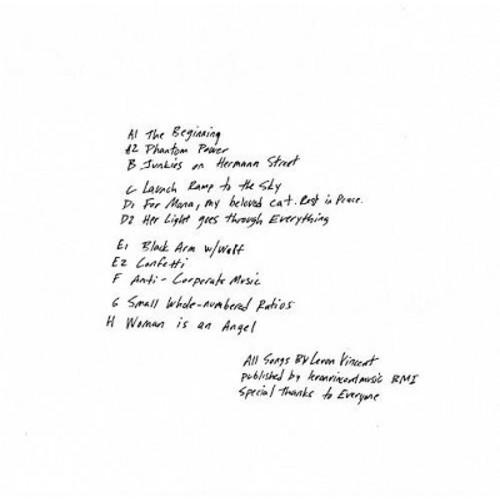Levon Vincent [CD]