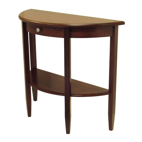 Winsome Concord Shelved Hall Table