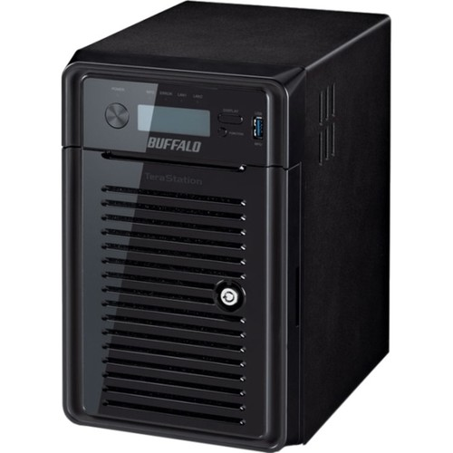 BUFFALO TeraStation 5600 6-Drive 18 TB Desktop NAS for Small/Medium B