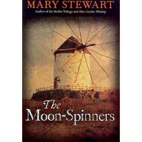 The Moon-Spinners Unabridged