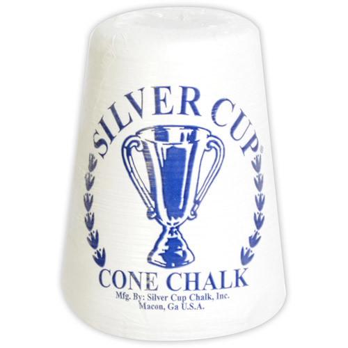 Hathaway Silver Cup Cone Talc Chalk - Each