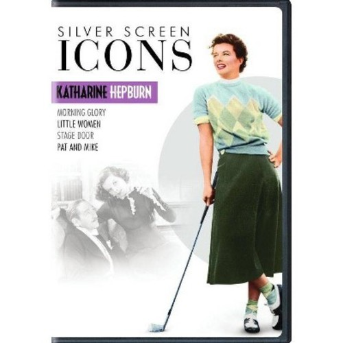 Silver Screen Icons:Katharine Hepburn (DVD)