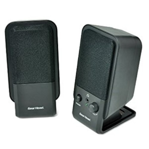 Gear Head 2.0 Speaker System (SP2600ACB)